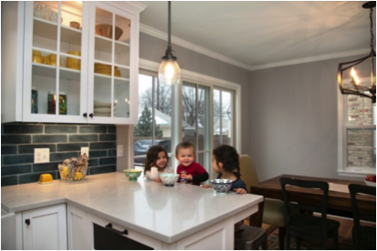 Completed Minneapolis Kitchen Remodel -