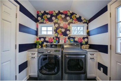 Minneapolis Kitchen Remodel With Attached Laundry