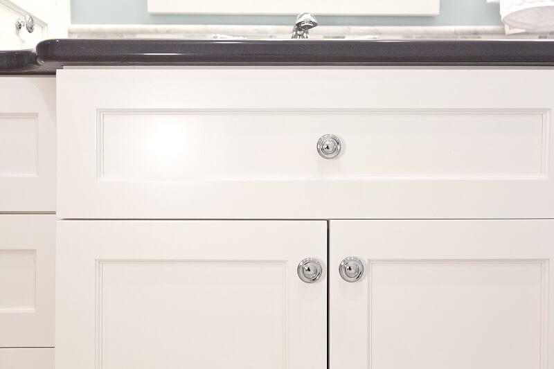 Edina MN Bathroom Remodel Custom Cabinetry